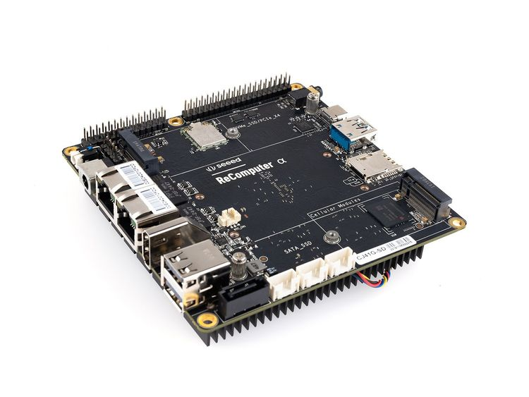 ODYSSEY - X86J4105864 Most expandable Win10 Mini PC (Linux and Arduino Core) with 8GB RAM + 64GB eMMC