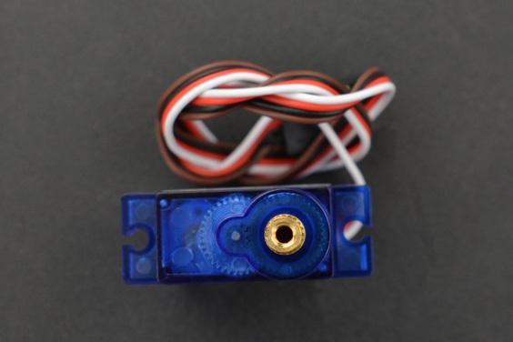 9g 180° Metal Servo with Analog Feedback