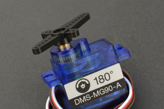 9g 270°Metal Servo with Analog Feedback