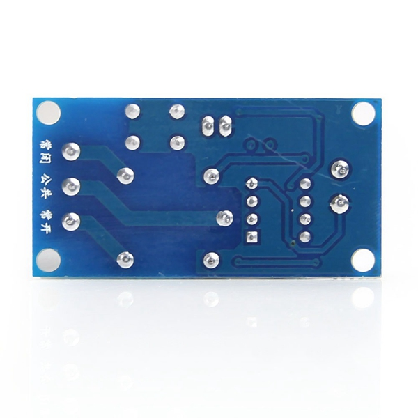 Relay Module With Trigger Line 12V 24V 1 Channel Relay Module 5V