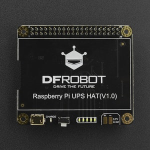 Raspberry Pi UPS HAT