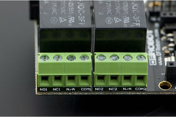 Xboard Relay - An Ethernet Controllered Relay
