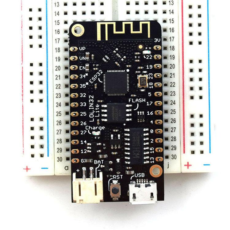 ESP32 Lite V1.0.0 for wemos lolin32 wifi Module bluetooth board