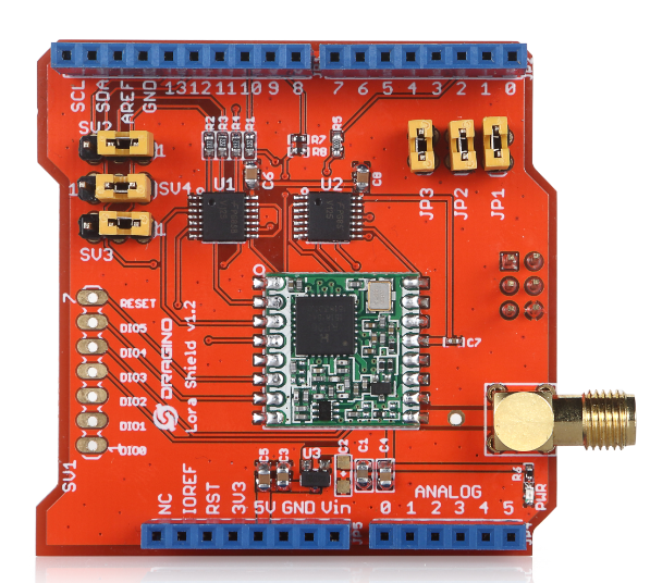LoRa Shield 868Mhz for Arduino