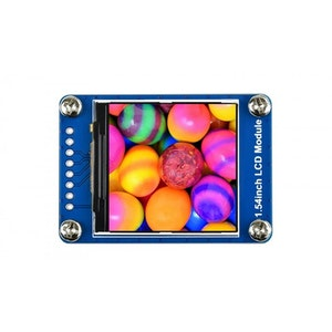 240×240, General 1.54inch LCD Display Module, IPS, 65K RGB