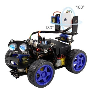 Yahboom Roboduino Uno R3 smart robot compatible with Arduino