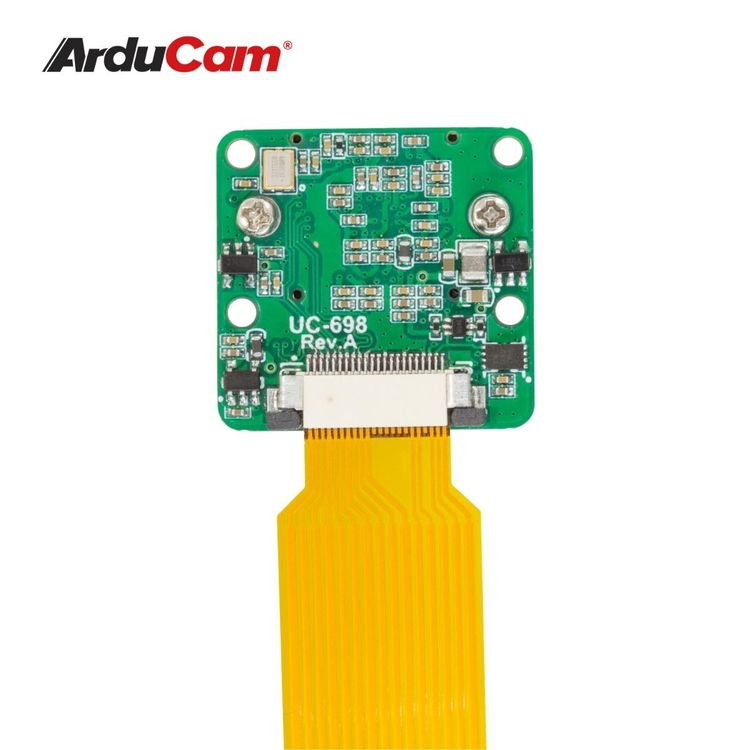 Arducam MINI High Quality Camera with M12 mount lens for Jetson Nano and Xavier NX, 12.3MP 1/2.3 Inch IMX477 HQ Camera Module