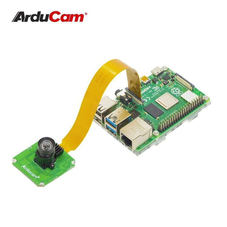 Arducam 2MP AR0230 OBISP MIPI Camera Module for Raspberry Pi, Jetson Nano
