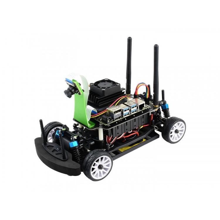 JetRacer Pro AI Kit, High Speed AI Racing Robot Powered by Jetson Nano, Pro Version