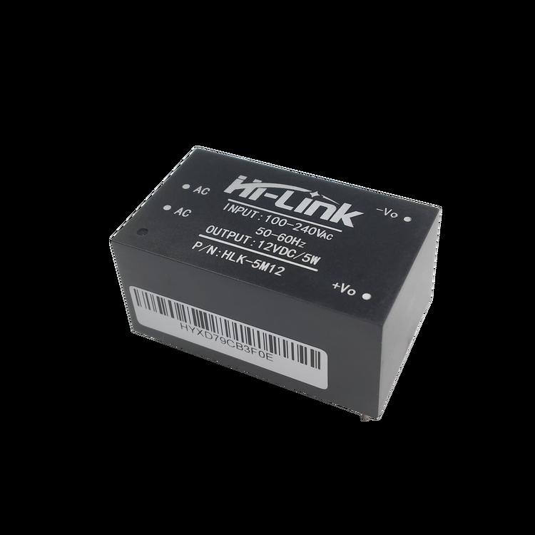 12v 5w ac dc power module / power board / ac dc converter HLK-5M12
