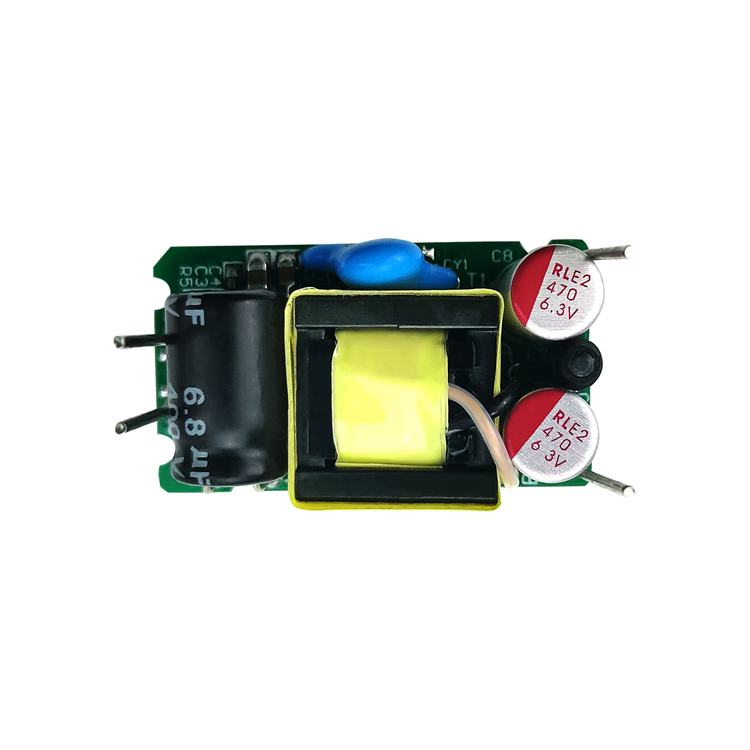 5V 3W ac dc step-down PCB circuit CE standard HLK-PM01L
