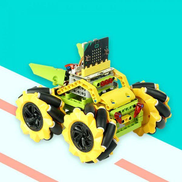 micro:bit Wonder Rugged Car