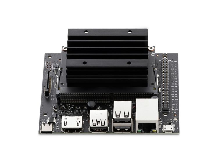 NVIDIA® Jetson Nano™ 2GB Developer Kit with wifi adapter