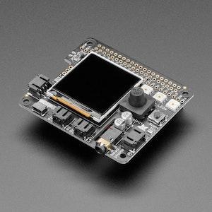 Adafruit BrainCraft HAT - Machine Learning for Raspberry Pi 4