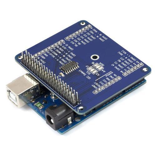 Arduino Uno to Raspberry Pi Adapter