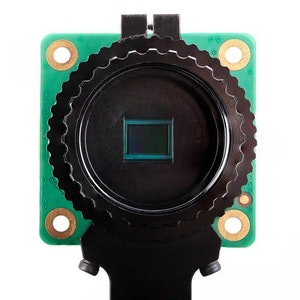 Raspberry Pi High Quality Camera 12.3 Megapixel