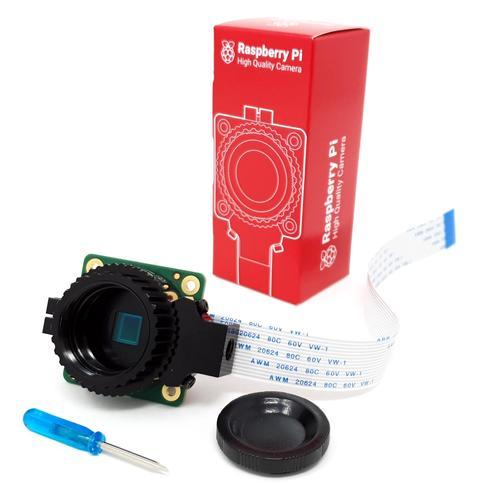 Raspberry Pi High Quality Camera 12.3 Megapixel