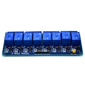 8 Channel 5V Relay Module with Optocoupler Low Level Trigger Expansion Board Relay for Arduino