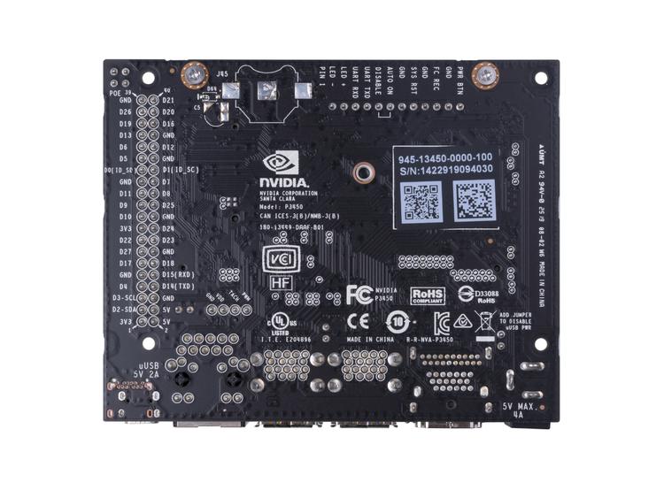 NVIDIA Jetson Nano Development Kit-B01 new version