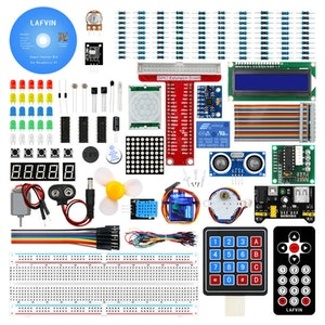 Super Starter Kit for Raspberry Pi