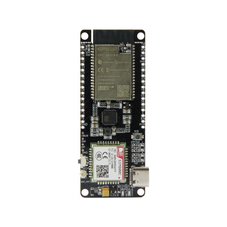 LILYGO® TTGO T-Call&SIM800C-DS V02 ESP32 WIFI Bluetooth Nano Card Slot SIM800C