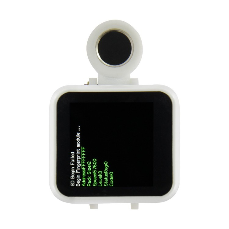 LILYGO® TTGO T-Watch T-Fingerprint ESP32 Main Chip 1.54 Inch Touch Screen