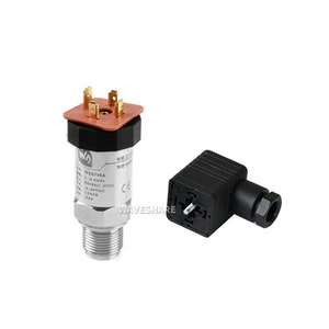 Industrial 2.5MPa Pressure Transmitter, RS485 Bus