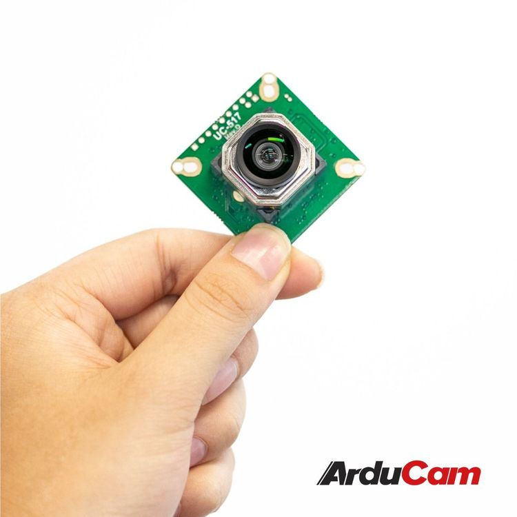 Arducam 12MP IMX477 Motorized Focus High Quality Camera for Jetson Nano/Xavier NX
