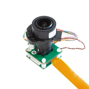 Arducam 12MP IMX477 Pan Tilt Zoom(PTZ) Camera for Raspberry Pi 4 and Jetson Nano