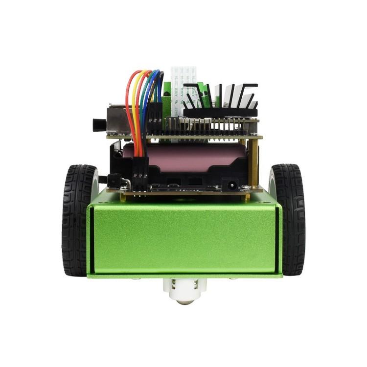 JetBot 2GB AI Kit, AI Robot Based on Jetson Nano 2GB Developer Kit