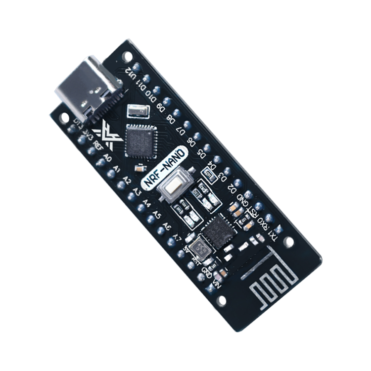 NanoV3.0 ATmega328P NRF24L01  Wireless Module with USB Type C
