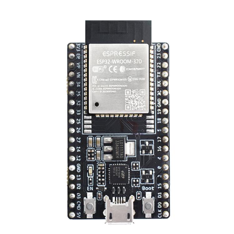 WIFI Bluetooth ESP32-WROOM-32D utvecklingskort