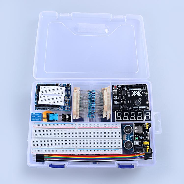 Starter Educational Kit Arduino compatibel Type-C UNO R3
