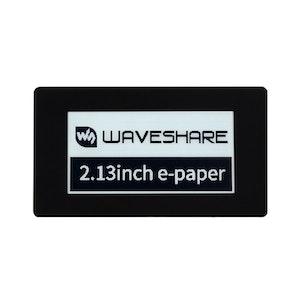 2.13inch Touch e-Paper HAT for Raspberry Pi, 250×122, Black / White, SPI