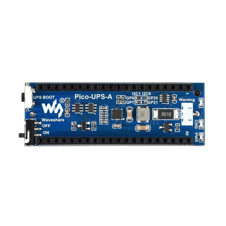 UPS Module for Raspberry Pi Pico, Uninterruptible Power Supply