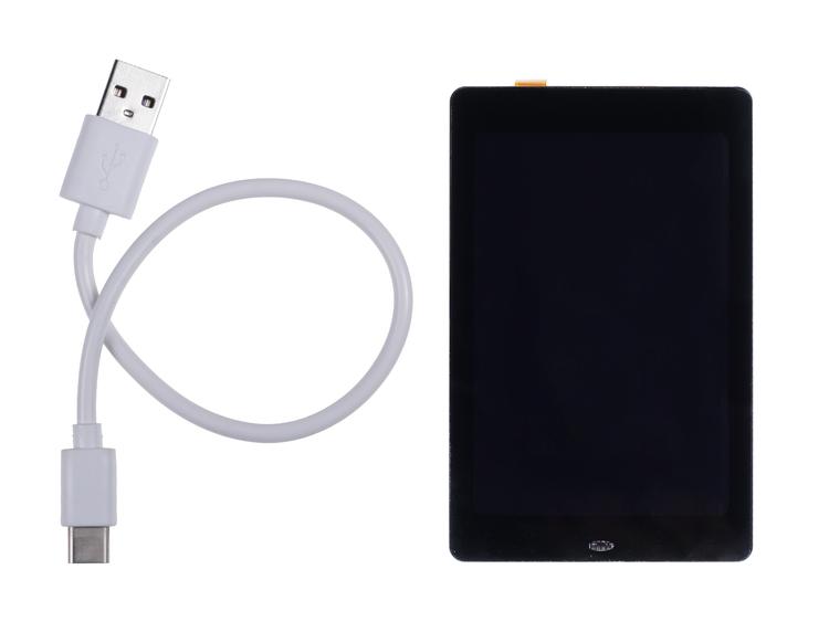 ESP32 Development board - WT32-SC01 with 320x480 capacitive multi-touch screen
