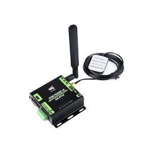 Industrial Grade SIM7600E-H 4G DTU, RS232/485/TTL to 4G LTE, GNSS, for EU