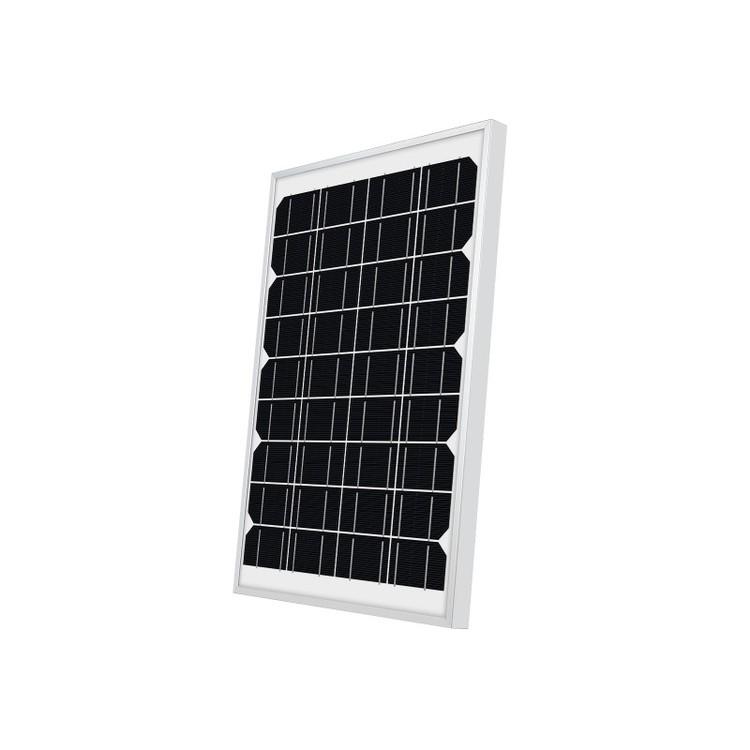 Polysilicon Solar Panel (18V 10W), High Conversion Efficiency