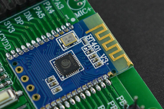 Evaluation Board for Audio & BLE/SPP Pass-through Module - Bluetooth 5.0