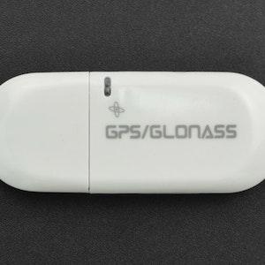 USB GPS Receiver (Compatible with Raspberry Pi/ Jetson Nano)