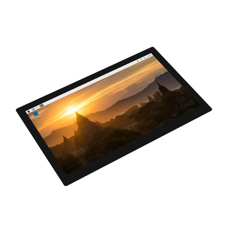 9inch QLED Quantum Dot Display, Capacitive Touch, 1280×720