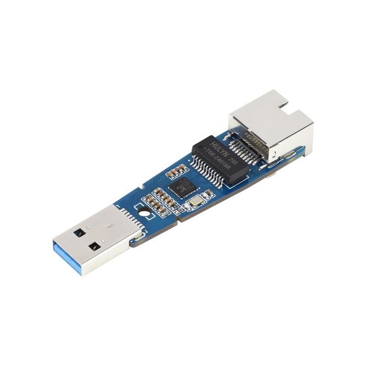 USB 3.2 Gen1 TO Gigabit Ethernet Converter, Driver-Free