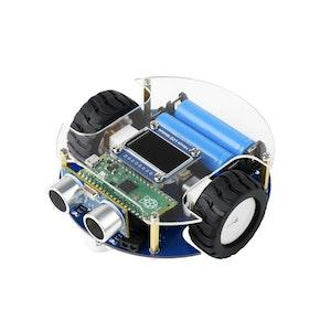 PicoGo Mobile Robot, Based on Raspberry Pi Pico, Self Driving, Remote Control