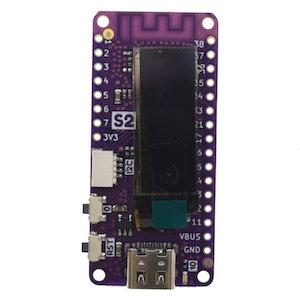 S2 Pico V1.0.0 Wifi board OLED based ESP32-S2FN4R2