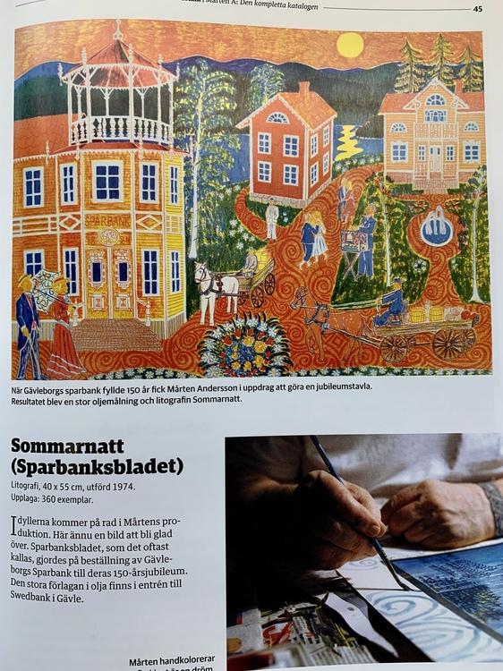 """Mårten Andersson """"Grafik"""""""