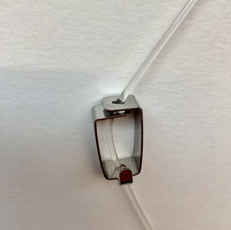 Perlontråd med krok