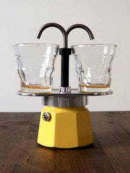 Bialetti Mini Express Gul