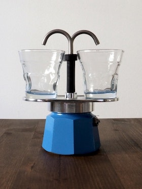Bialetti Mini Express Blå