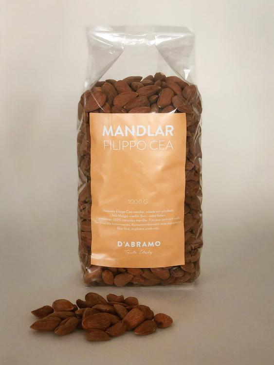Mandlar - Filippo Cea, 1000 g
