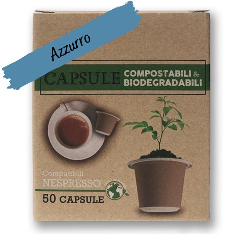 Kaffekapsel Azzurro Koffeinfri